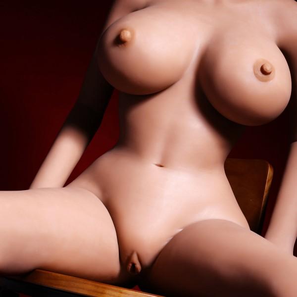 Real Doll Tessa-168 cm D Cup, inkl. Gel gefüllter Brust, Auf Lager!