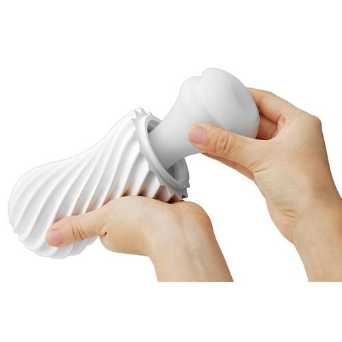Tenga Flex - Weiß