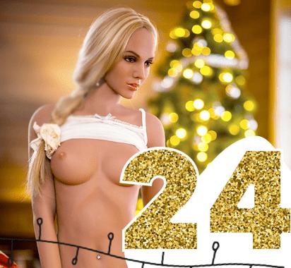 24. Tuer Realdoll Adventskalender