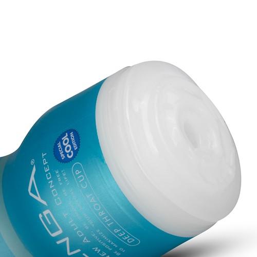 Tenga Cool Deep Throat Cup
