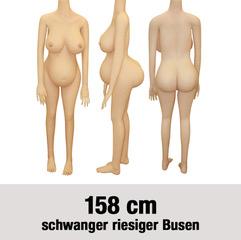 158cm-schwanger-busen-gross