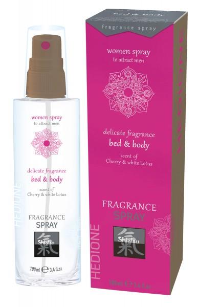 Pheromon Bed & Body Duft - Kirsche und weißer Lotus