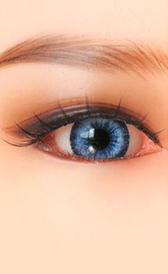 Blaue Augen - passend für alle Real Dolls aus TPE
