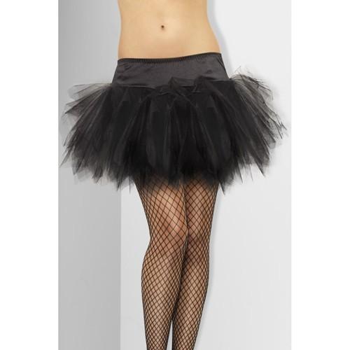 Petticoat in schwarz