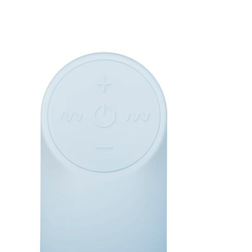 Vibro Ei - kabellos steuerbar - hellblau