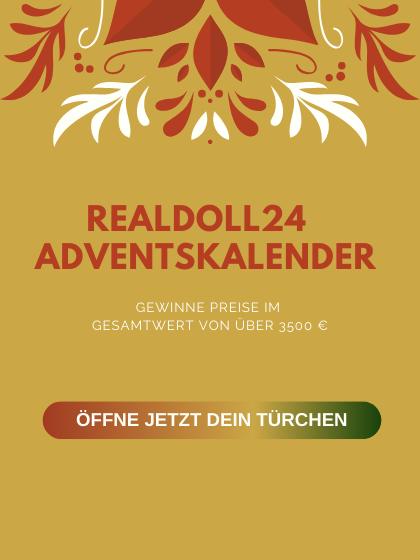 Realdoll 24 Adventskalender