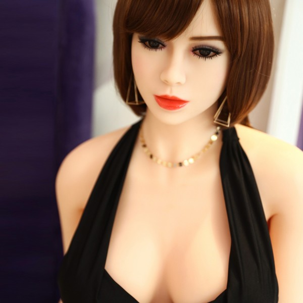 Real Doll Zoe-165 cm D Cup, inkl. bewegl. Schulter Auf Lager!