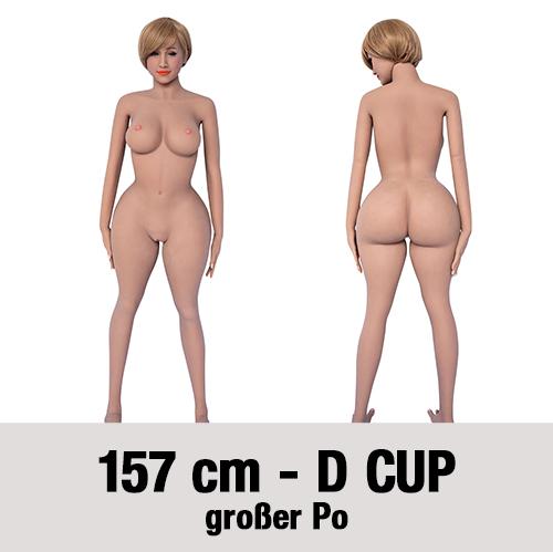 157-cm-D-CUP-grosser-Po