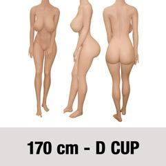 170cm-D-CUP