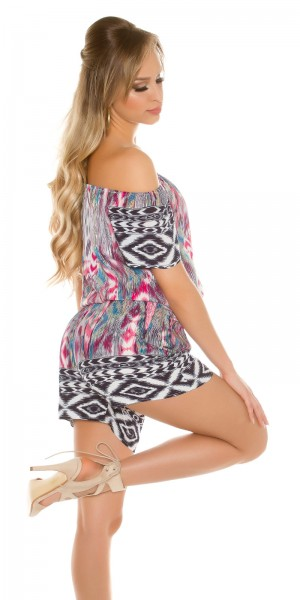 sommerlicher Playsuit