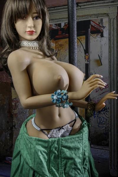 Liebespuppe Janice