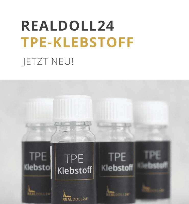 REALDOLL24 TPE Klebstoff