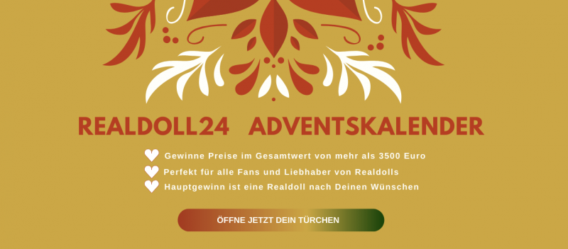 Realdoll24 Adventskalender