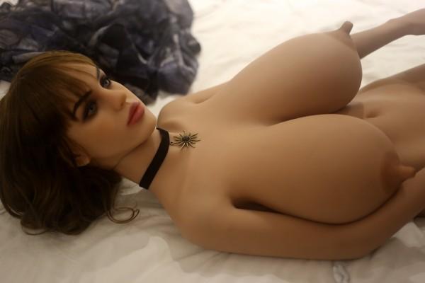 Liebespuppe Sylvia