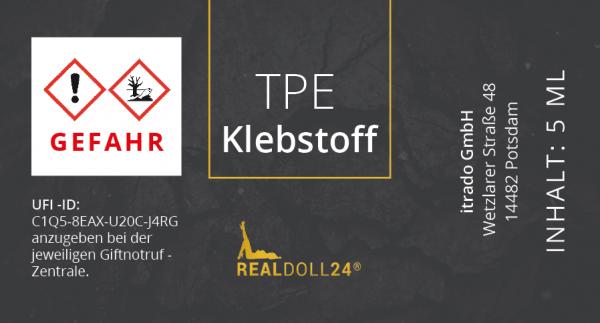 REALDOLL24 TPE-Klebstoff