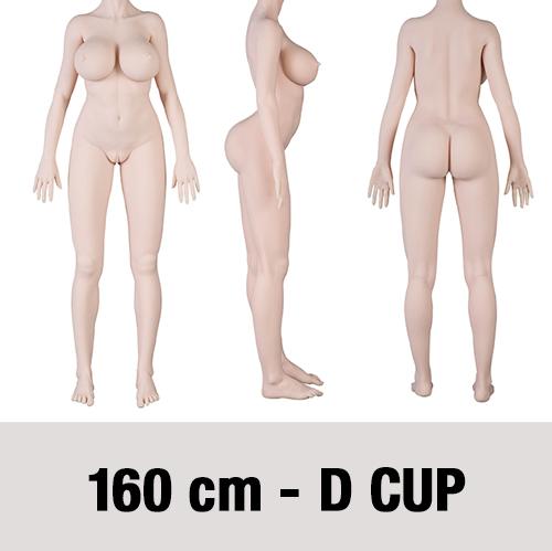 160cm-D-CUP