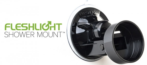 Fleshlight Shower Mount - Duschen mit Fleshlight